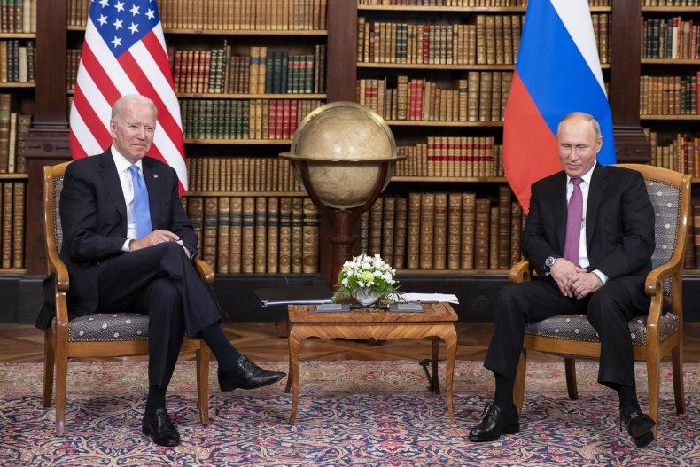Biden and Putin Relations