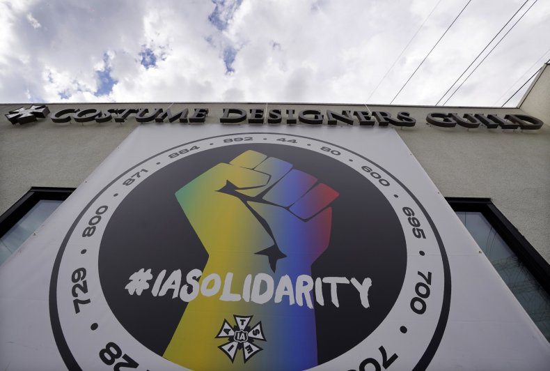 Film and TV Workers Strike Possible