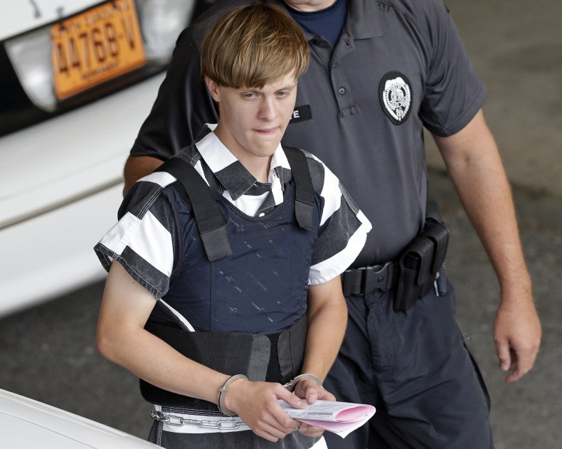 Dylann Roof Appeal