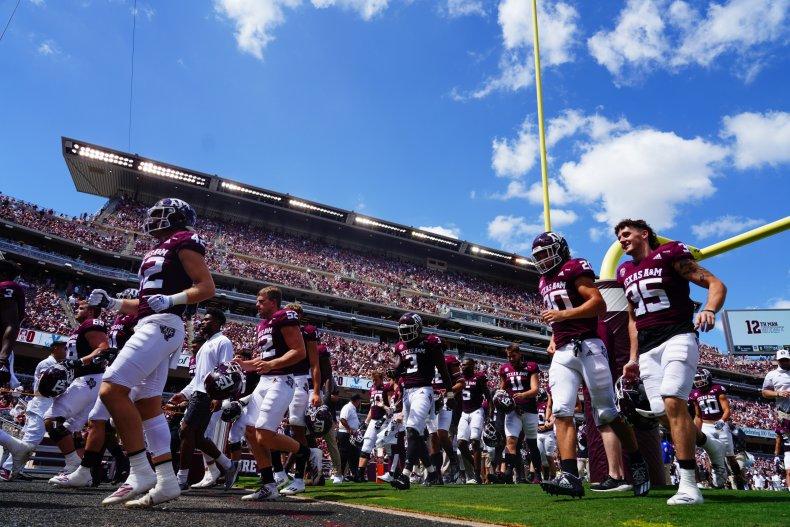 Texas A&M Aggies football team