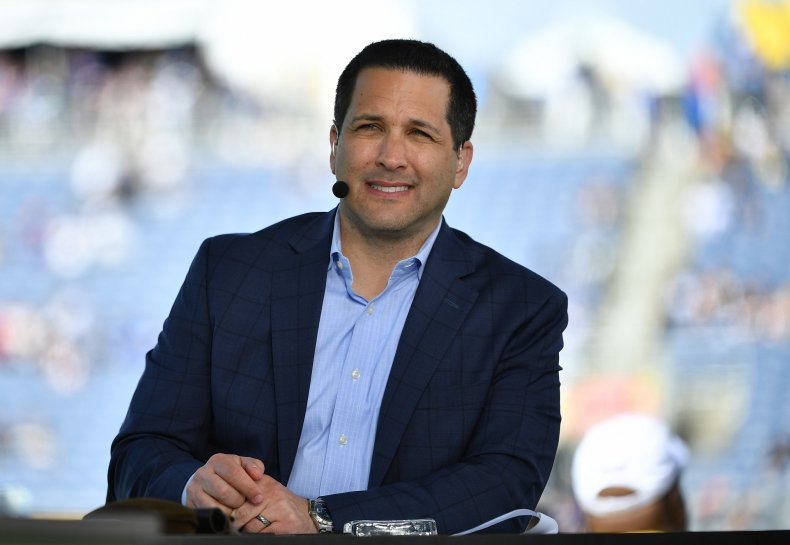 Adam Schefter ESPN analyst