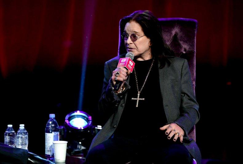 Ozzy Osbourne says 'devil' stoppedhim getting COVID