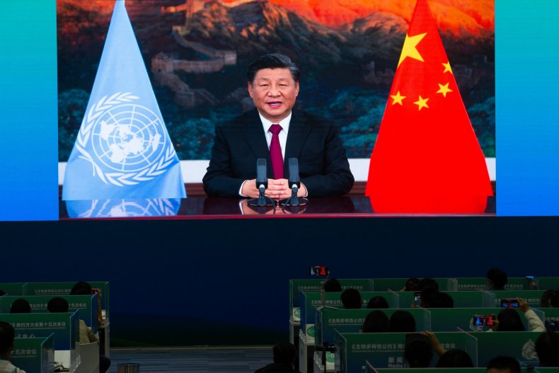 CHINA-ENVIRONMENT-UN-COP15