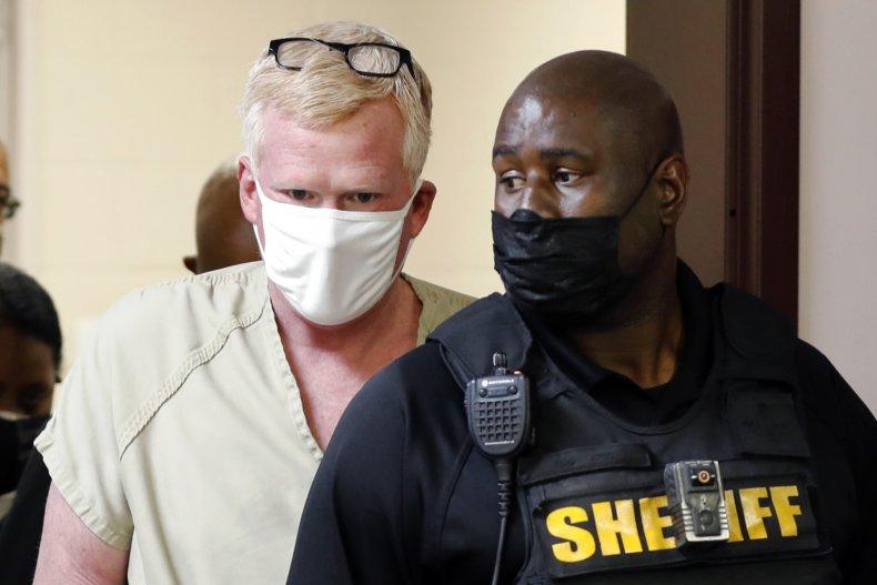 Alex Murdaugh Charged