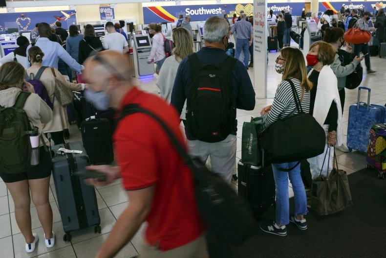 Southwest Explains Flight Cancelations