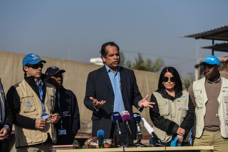 Rajasangham briefing on the crisis in Yemen.