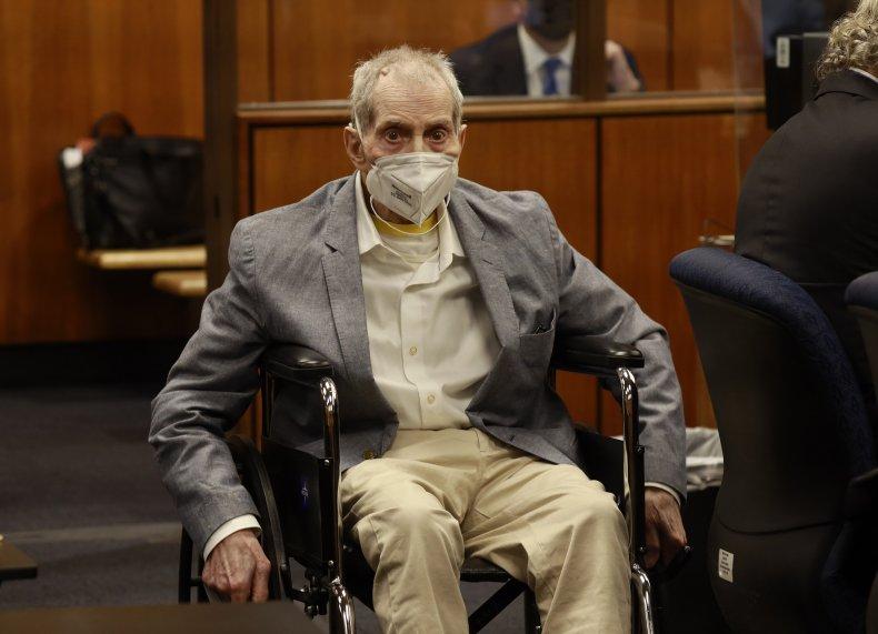 robert durst life sentence murder the jinx