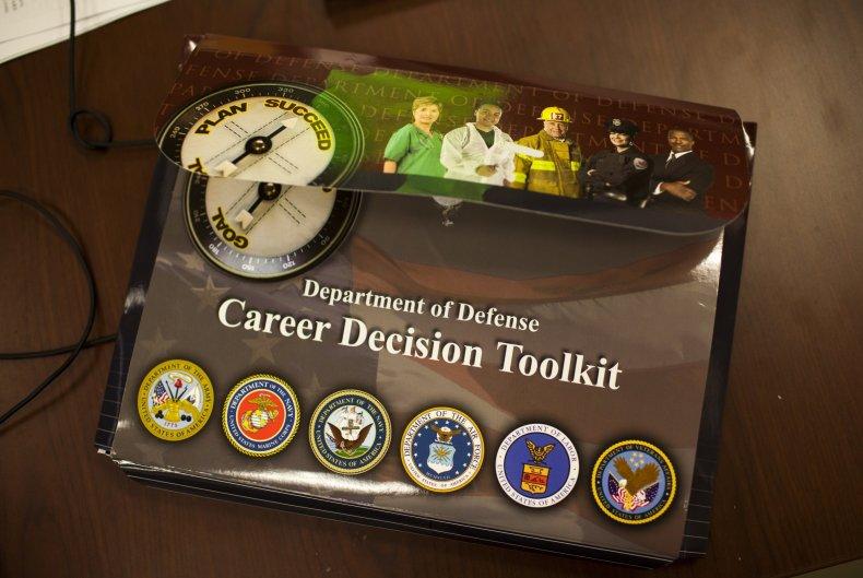 DOD Career Decision Kit