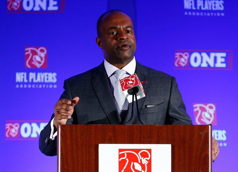 DeMaurice Smith NFL Jon Gruden racist email
