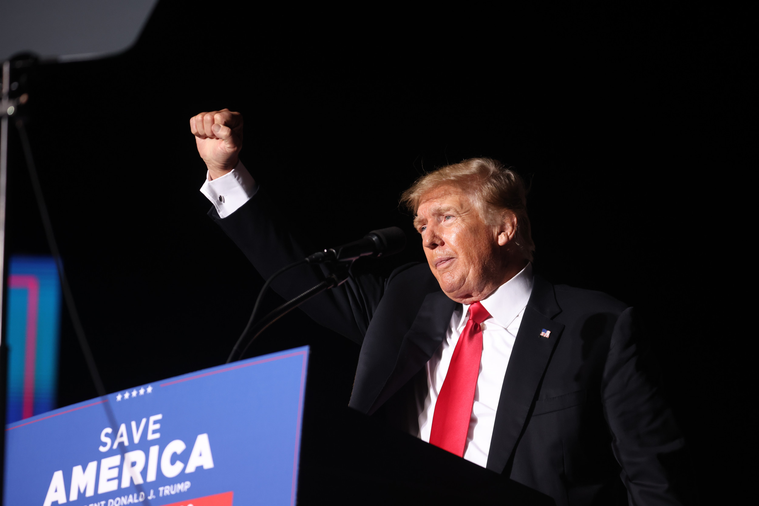 donald trump reinstated president republicans maga poll