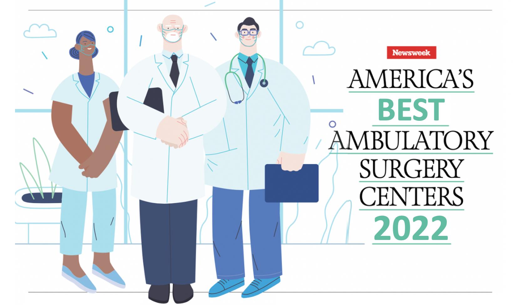 America's Best Ambulatory Surgery Centers 2022