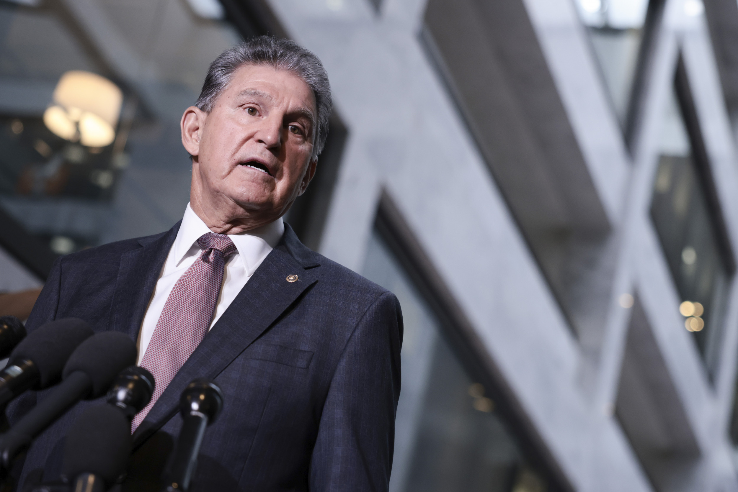 Joe Manchin''s Climate Objections Opposed by BP, Shell and Other Major Companies