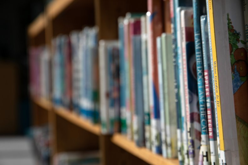 Texas GOP legislator examines about 850 books on race, LGBTQ issues in schools