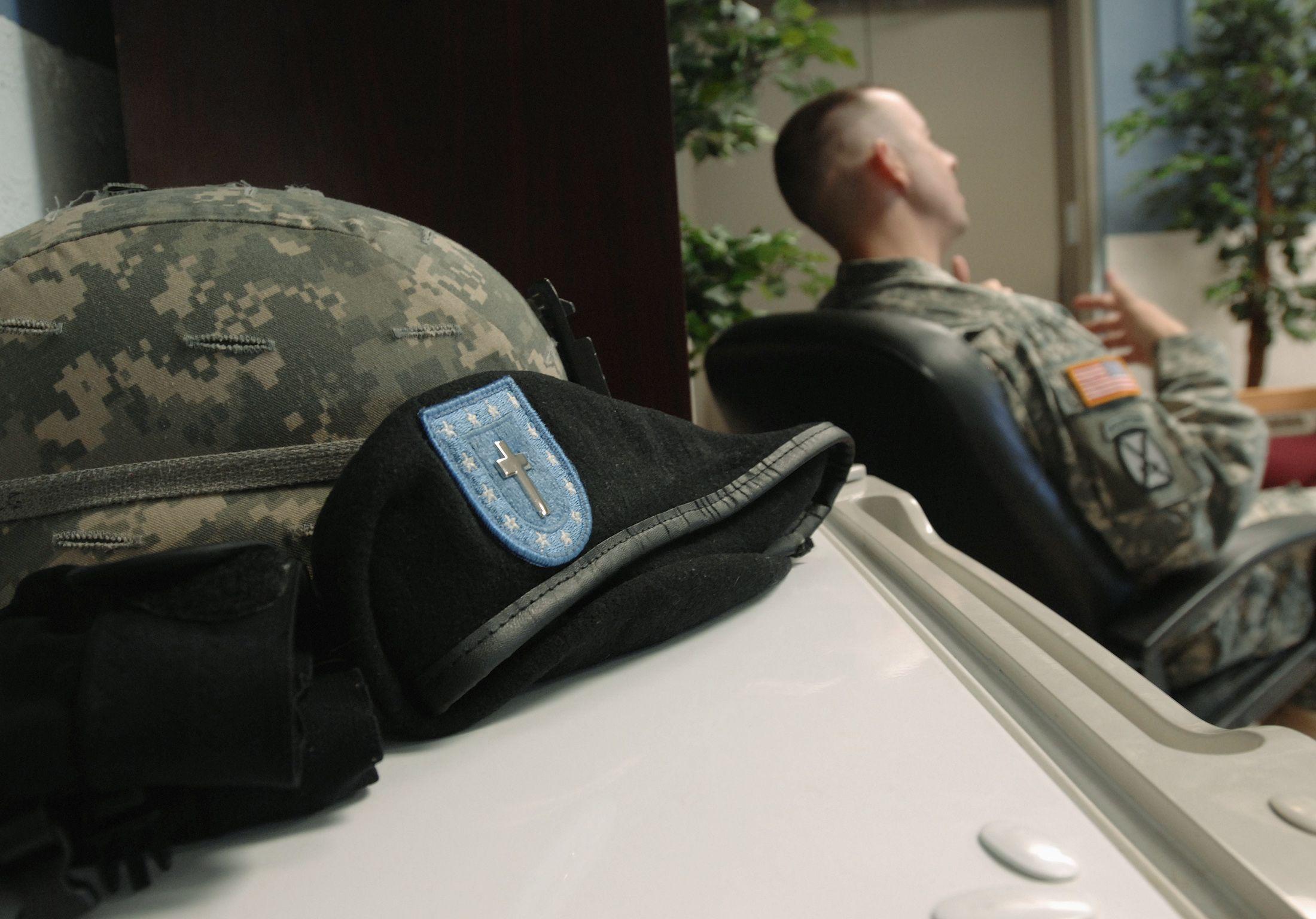 MilitaryChaplains