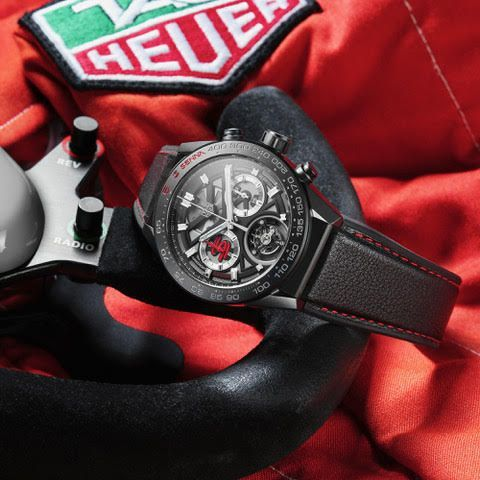 TAG Heuer Magic Senna