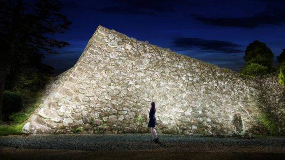 teamLab digitizes Kochi Castle