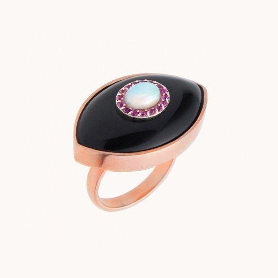 Iris Ring by Mario Laz