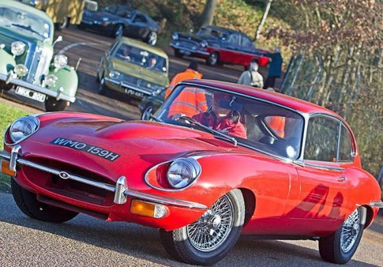 Brooklands Museum Classic Gathering