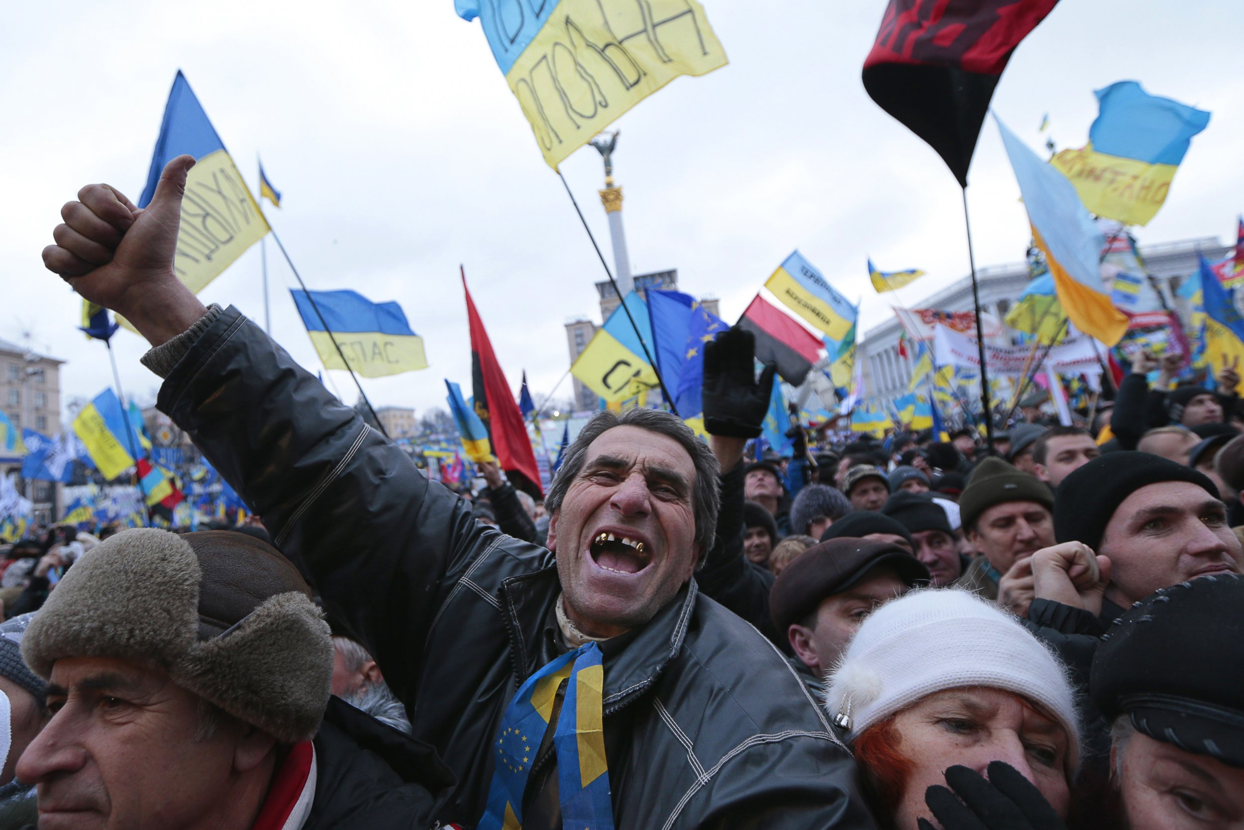 photo essay the ukrainian spring