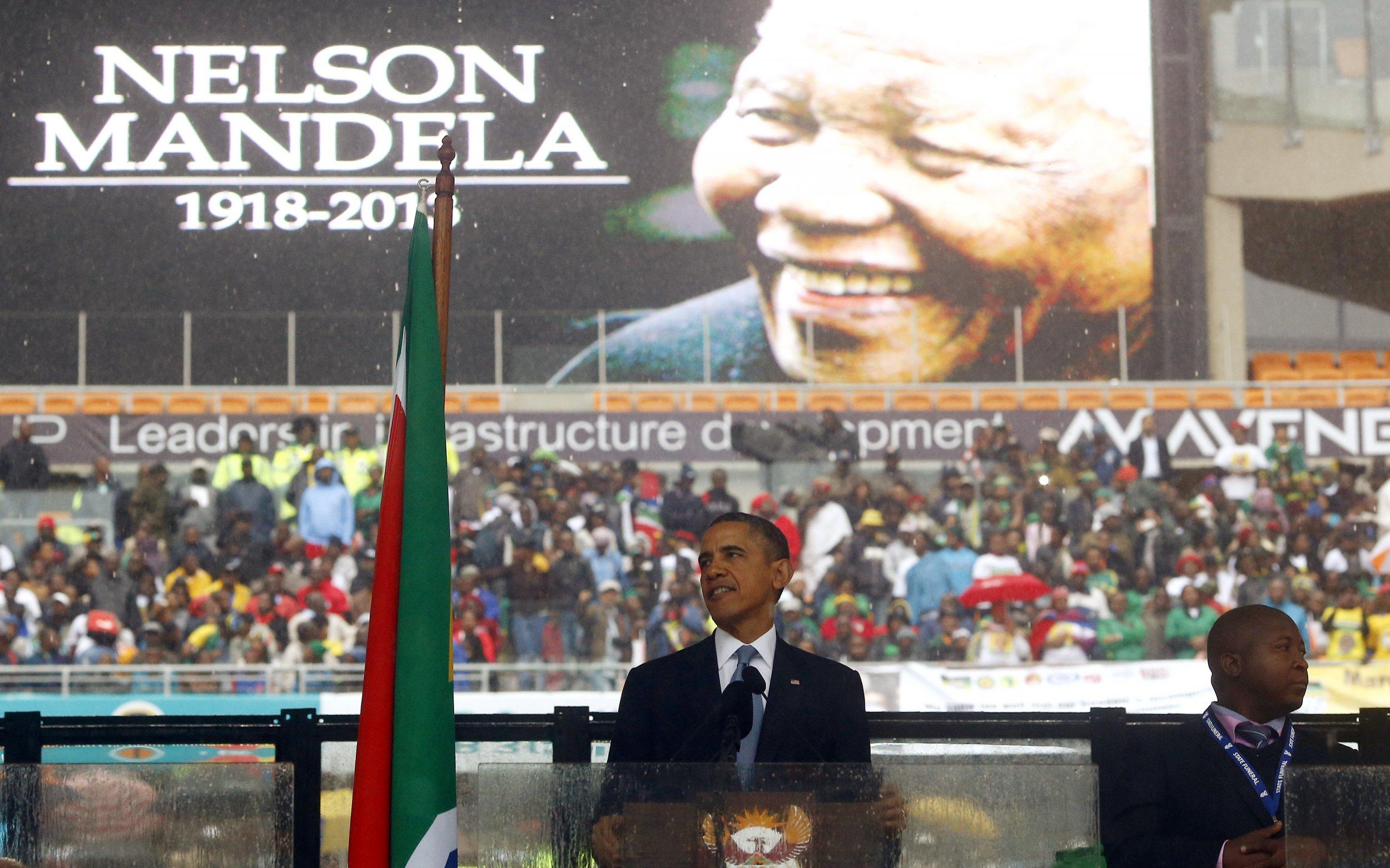 MandelaSignLanguage