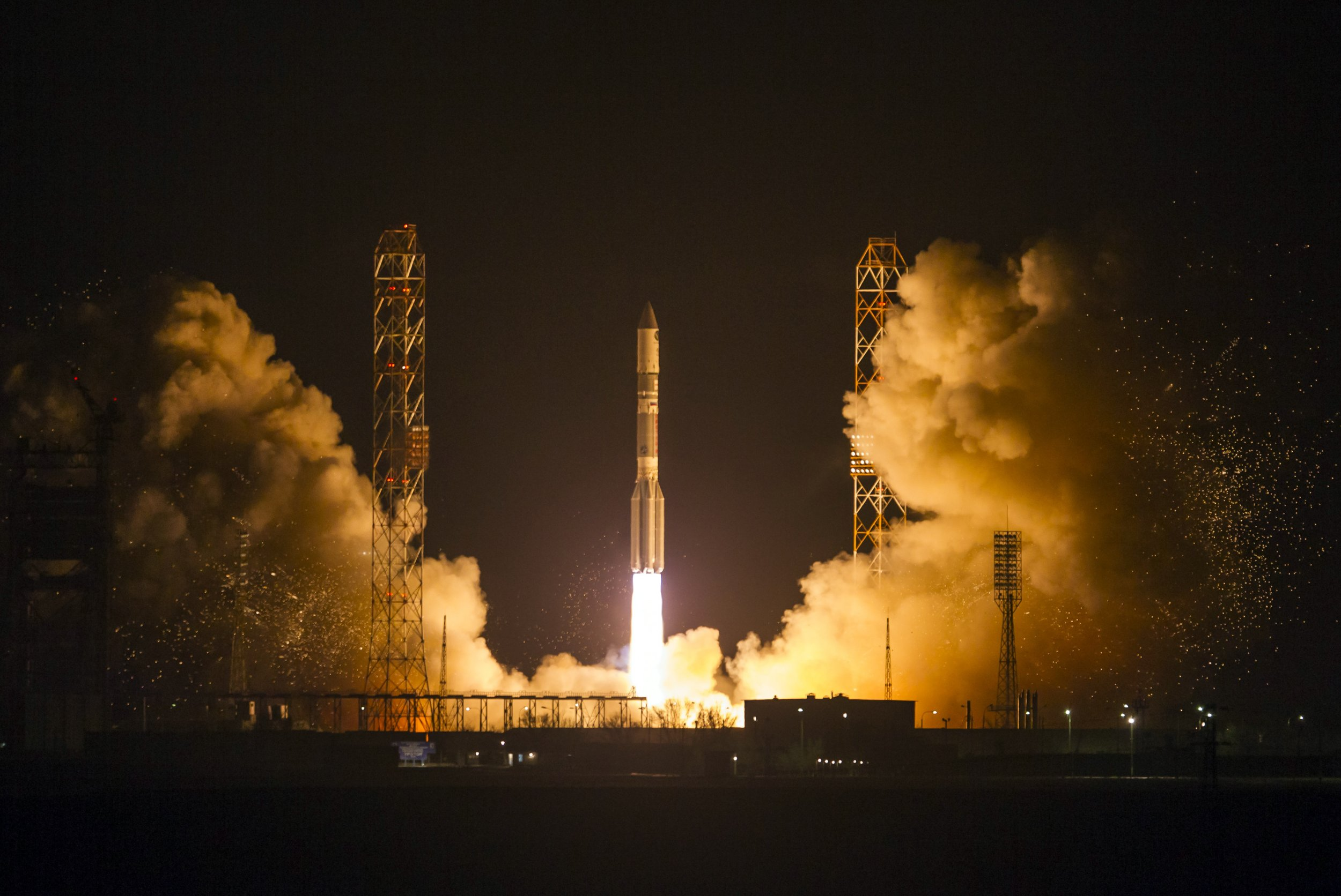 In Salvaging Cold War Industries, Russia Trains Eyes on Space