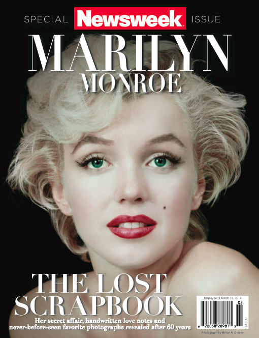 Marilyn Monroe's Lost Scrapbook