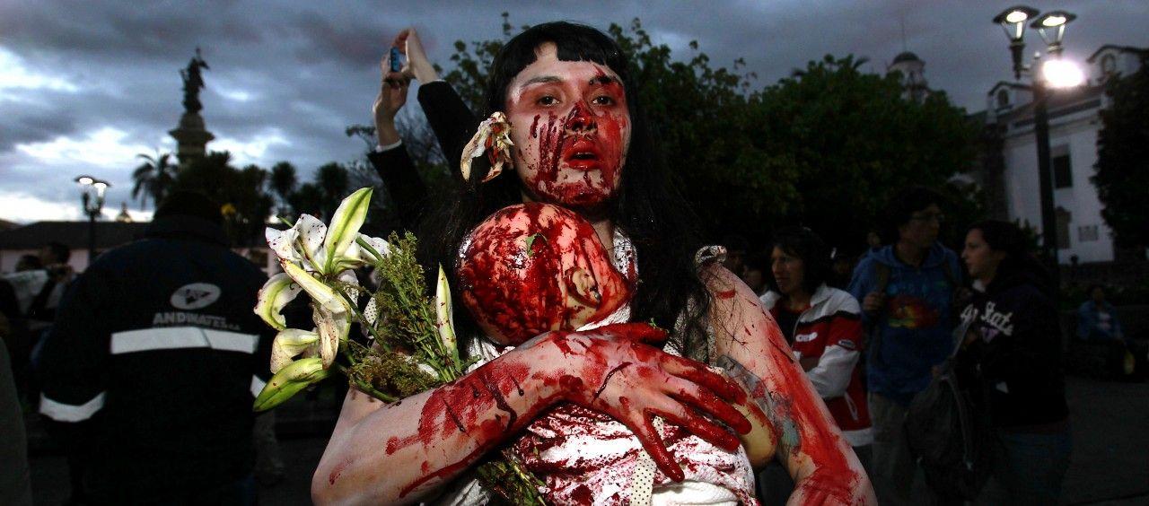 A massacre in Educador