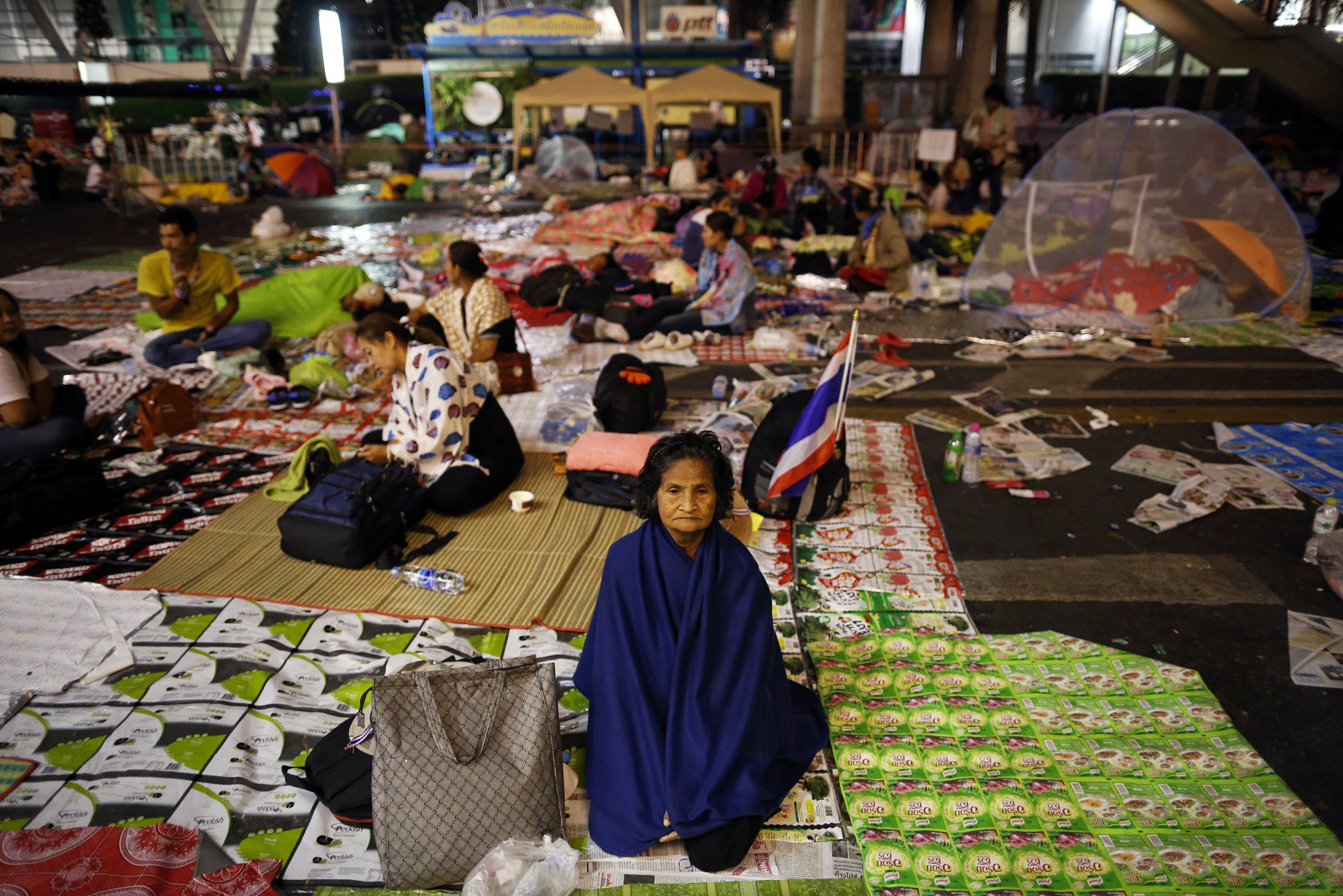 Occupy Bangkok