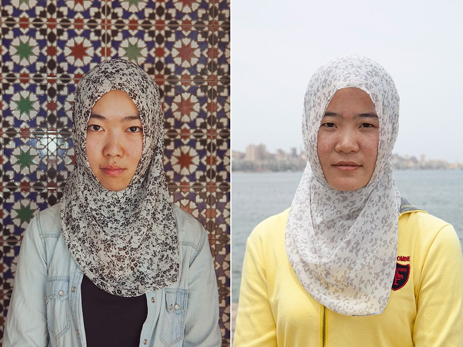 Muslim chinese girl for marriage