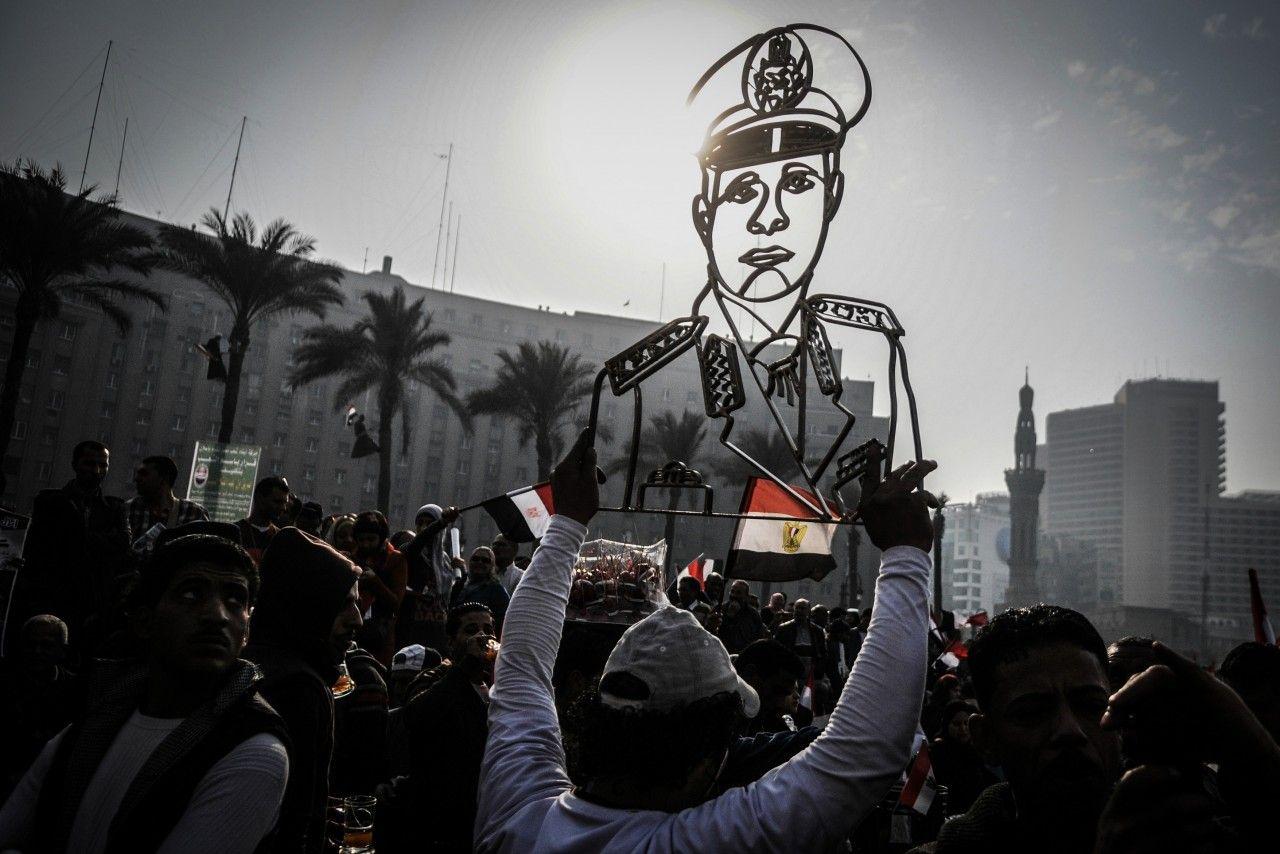 Arab Spring in Tatters
