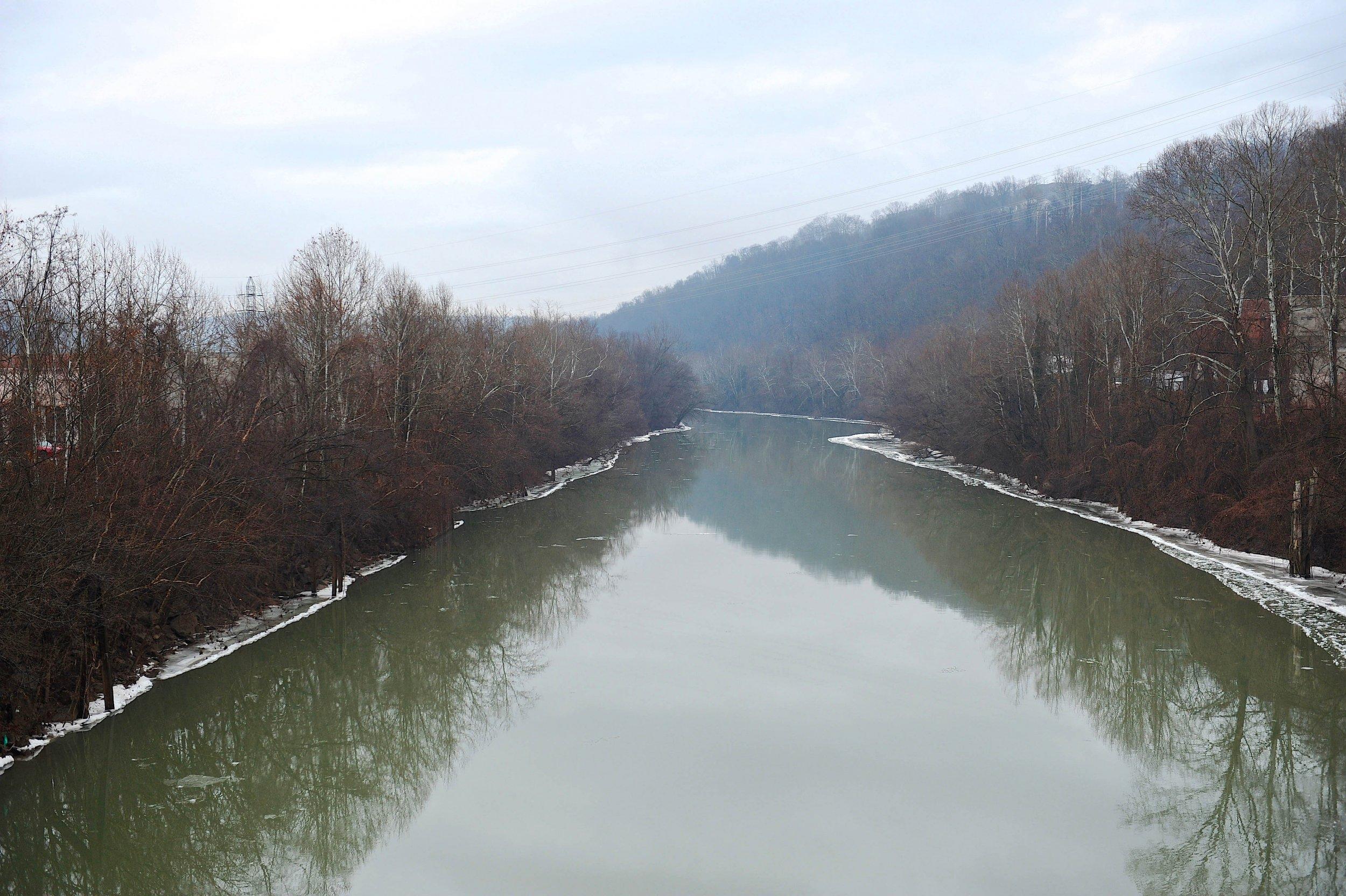 West Virginia spill