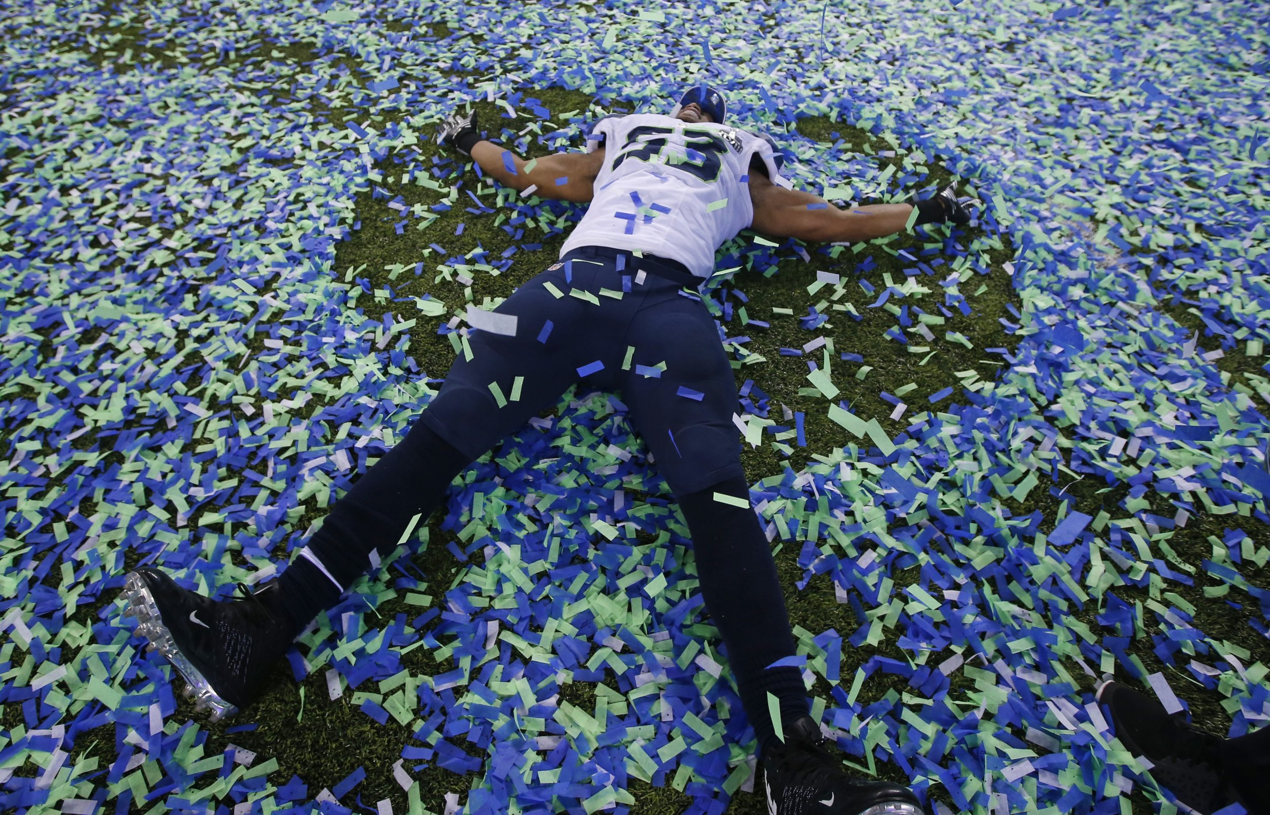 Super Bowl win for Seattle