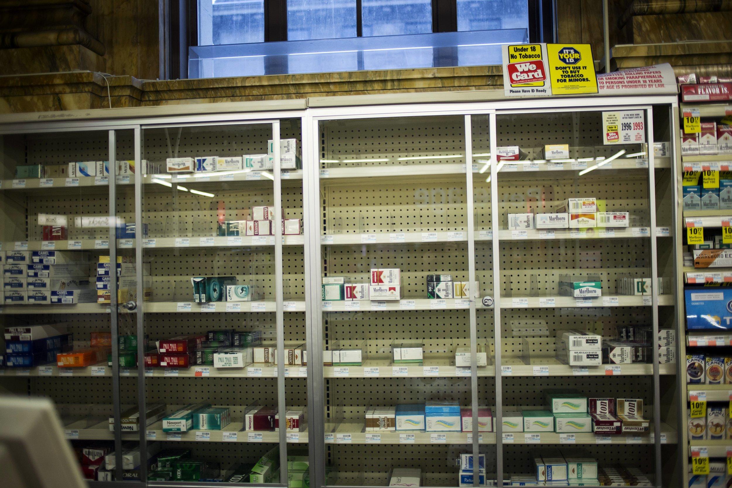 CVS cigarettes