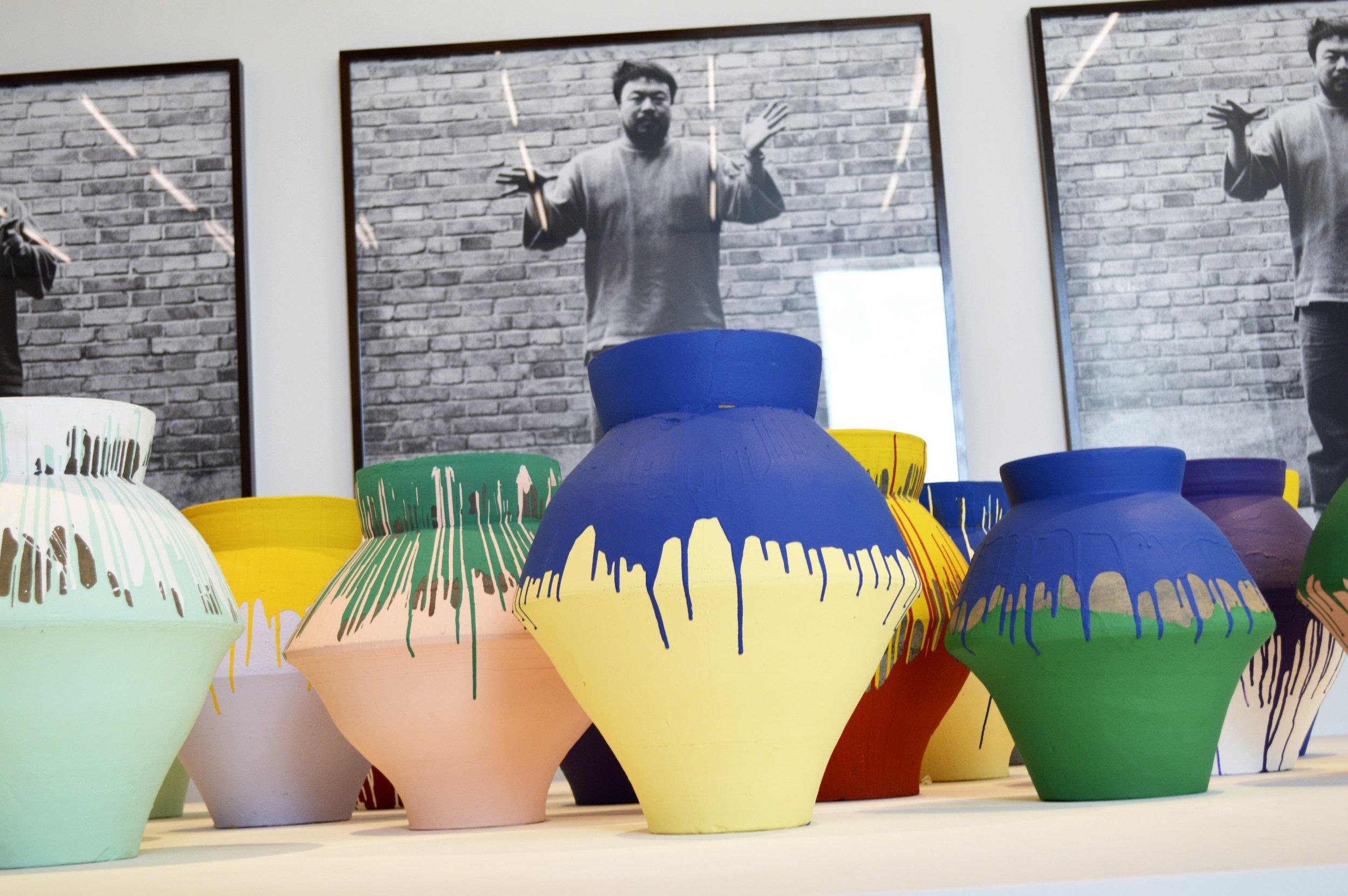 Miami Artist Charged With Smashing 1 Million Ai Weiwei Museum Vase