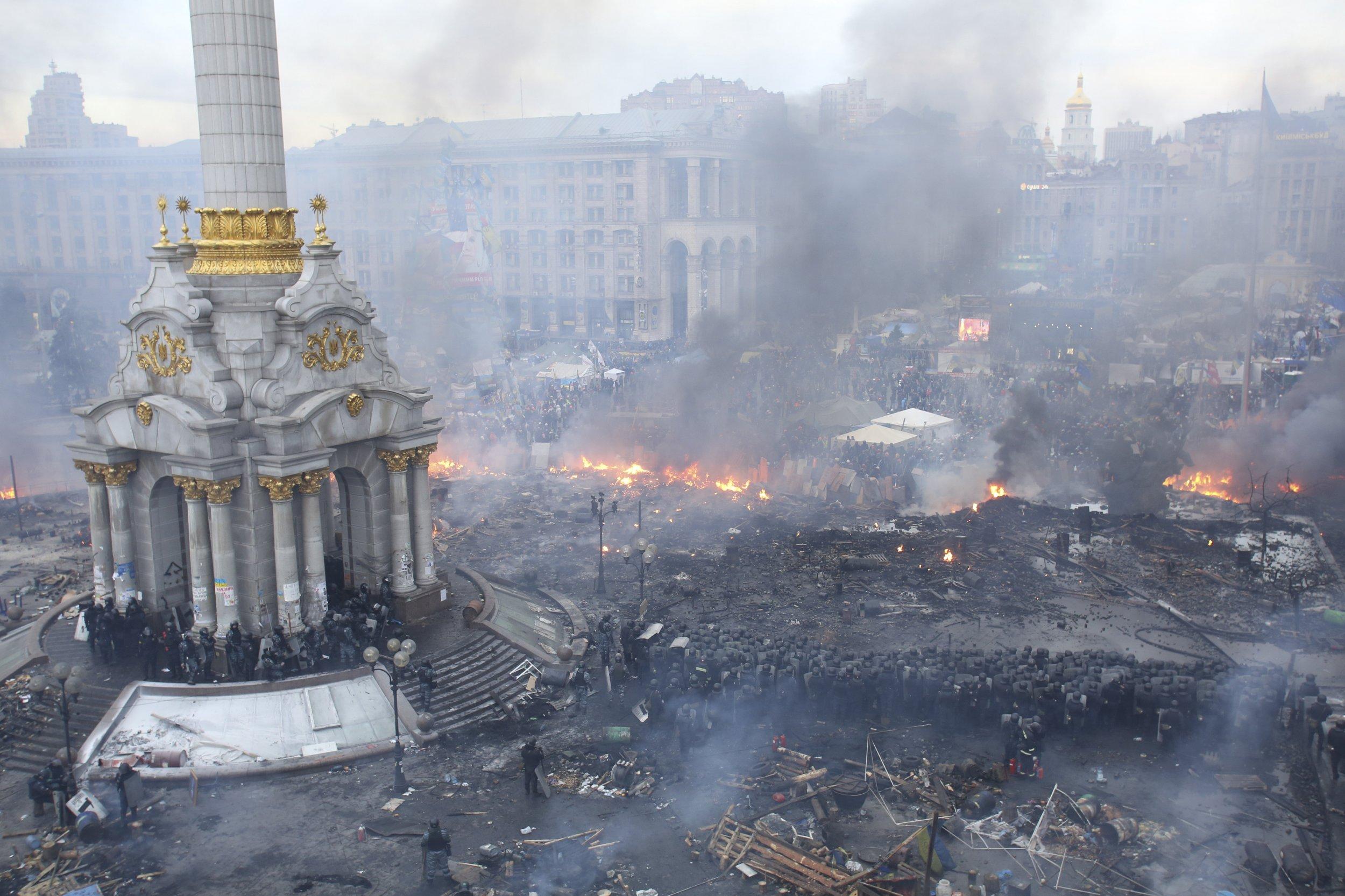 Ukrainian civil war guns n roses - 794eb