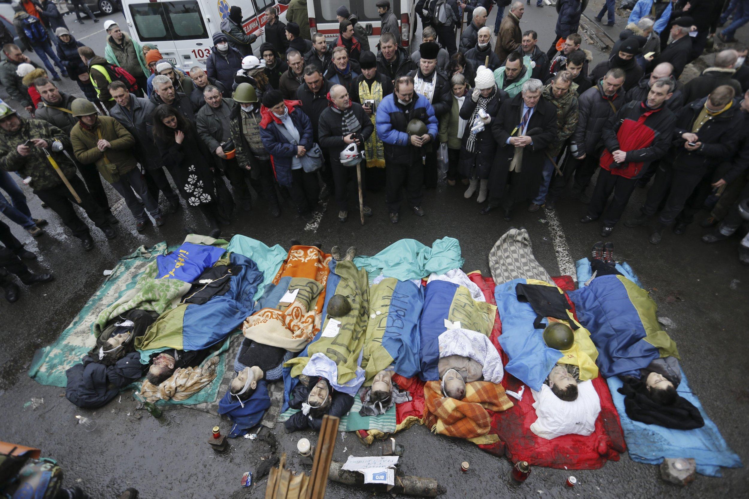 Ukraine bodies 2