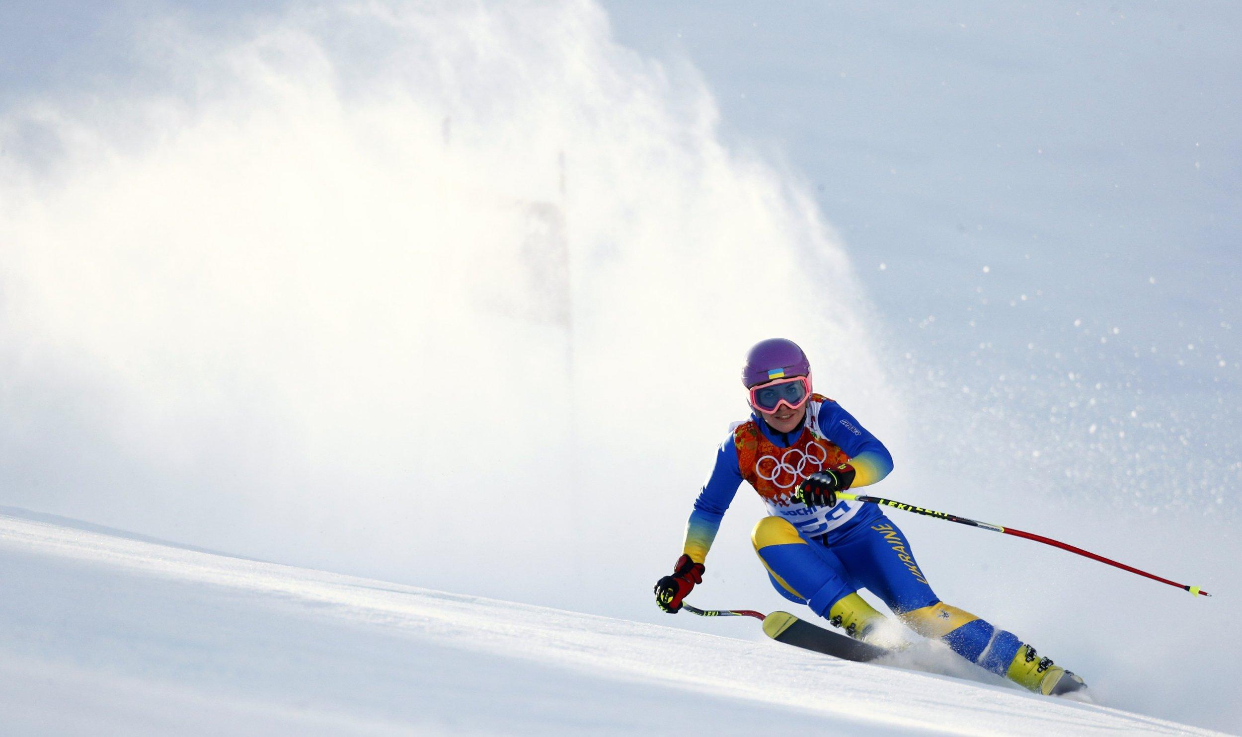 Ukraine olympics