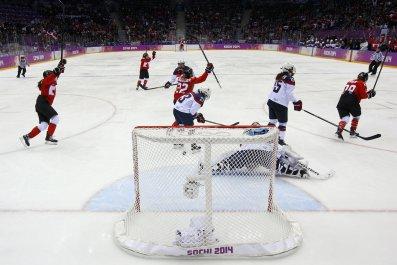 US Women's Hockey
