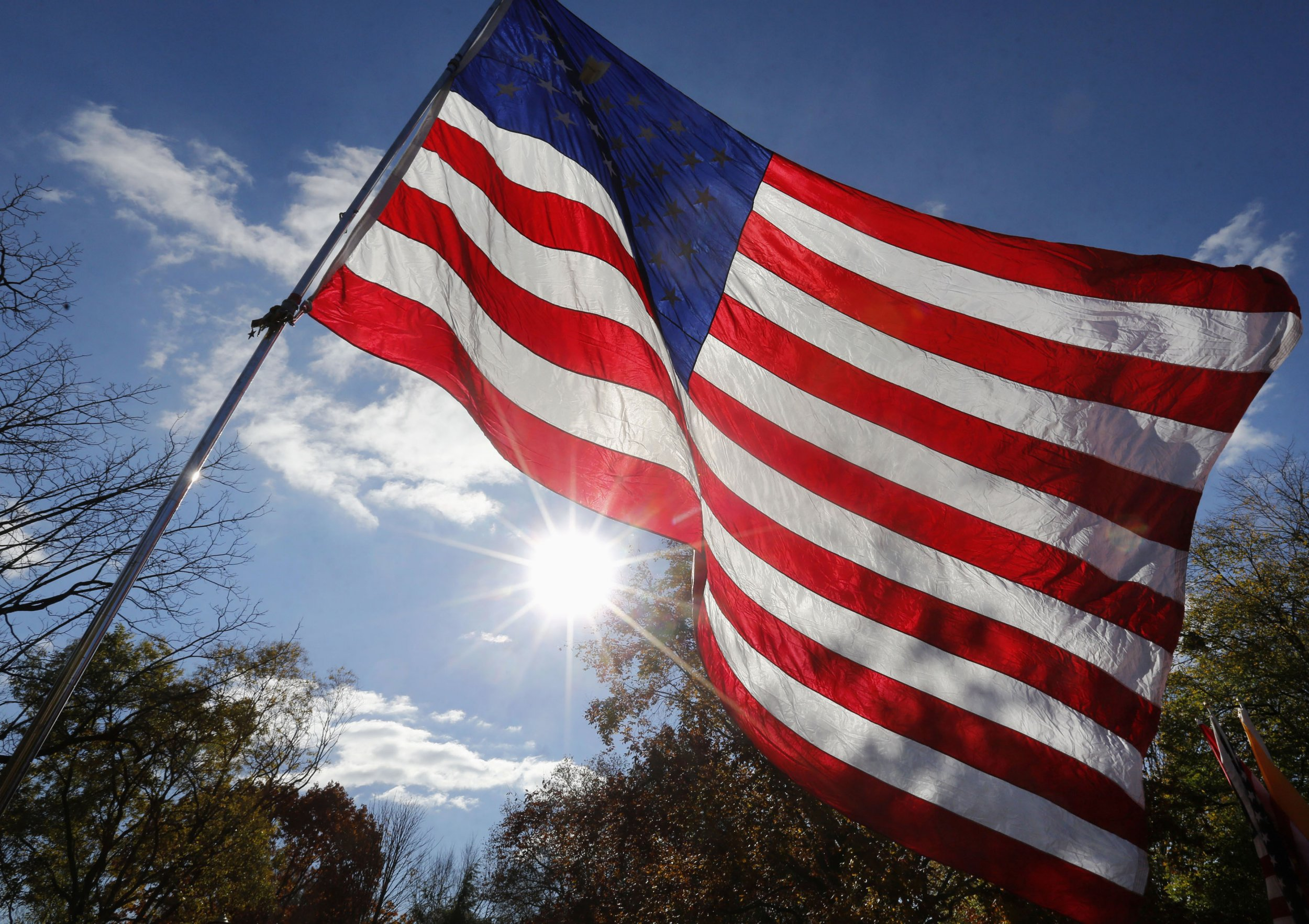 american flag and its desecration
