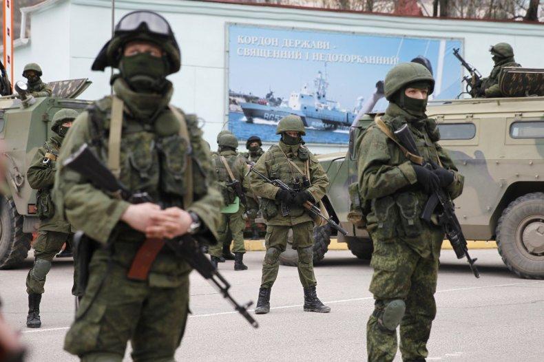 Russia Crimea