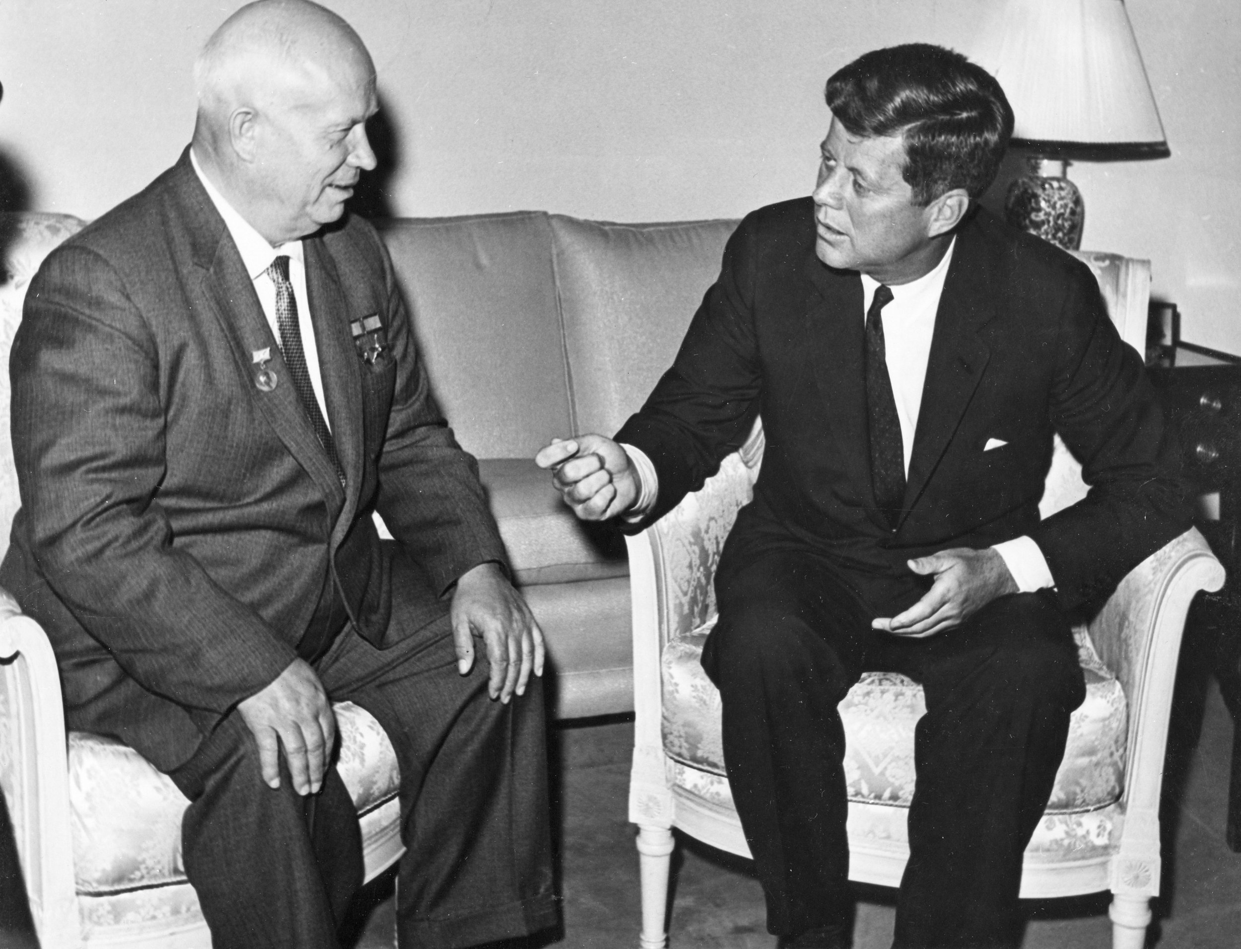 jfk years in office. Trump-Putin Meeting Unlikely To Go As Badly John F. Kennedy And Khrushchev\u0027s First Summit Jfk Years In Office I