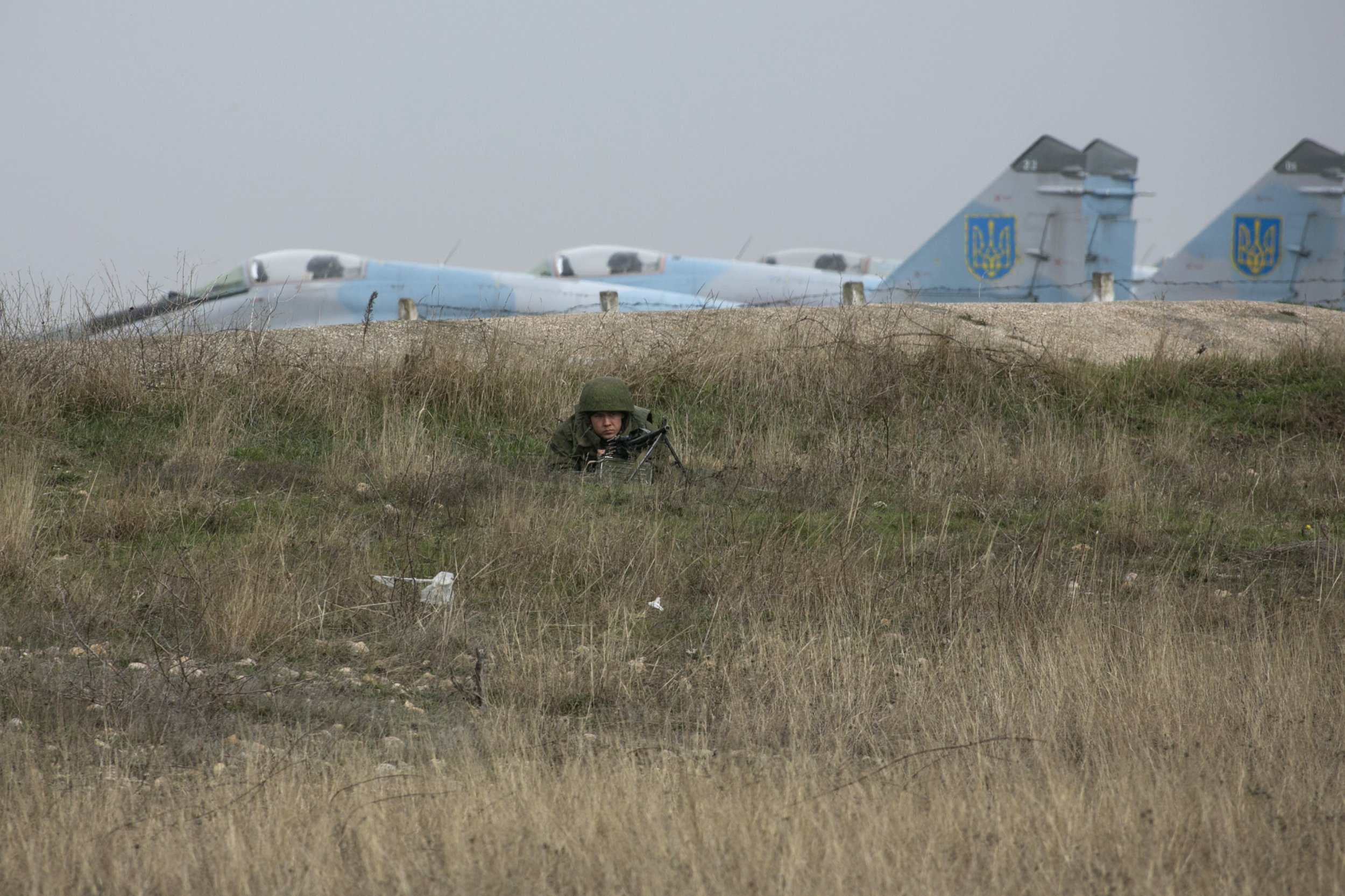 Ukraine Russian soldier
