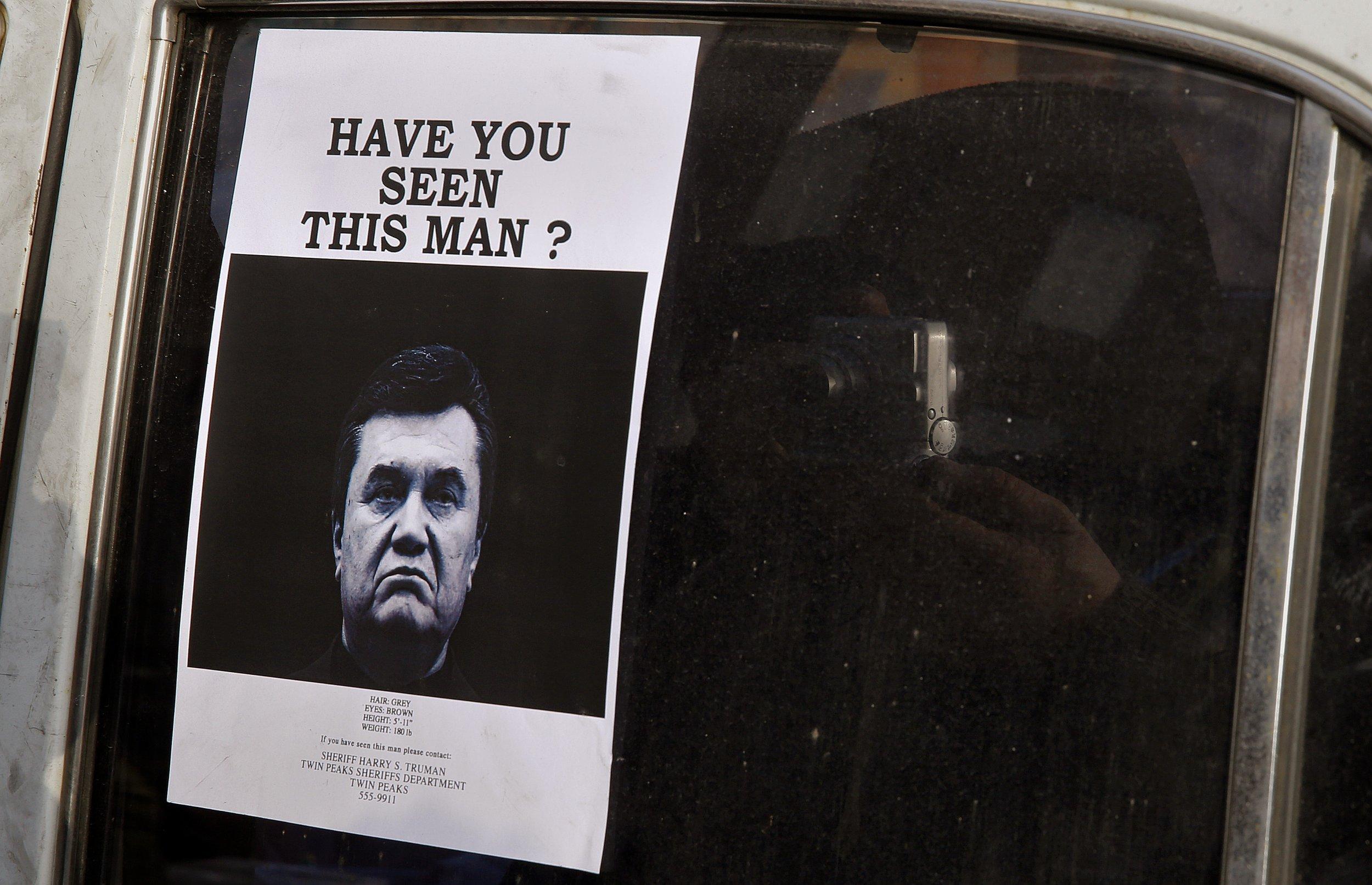 Yanukovich Ukraine