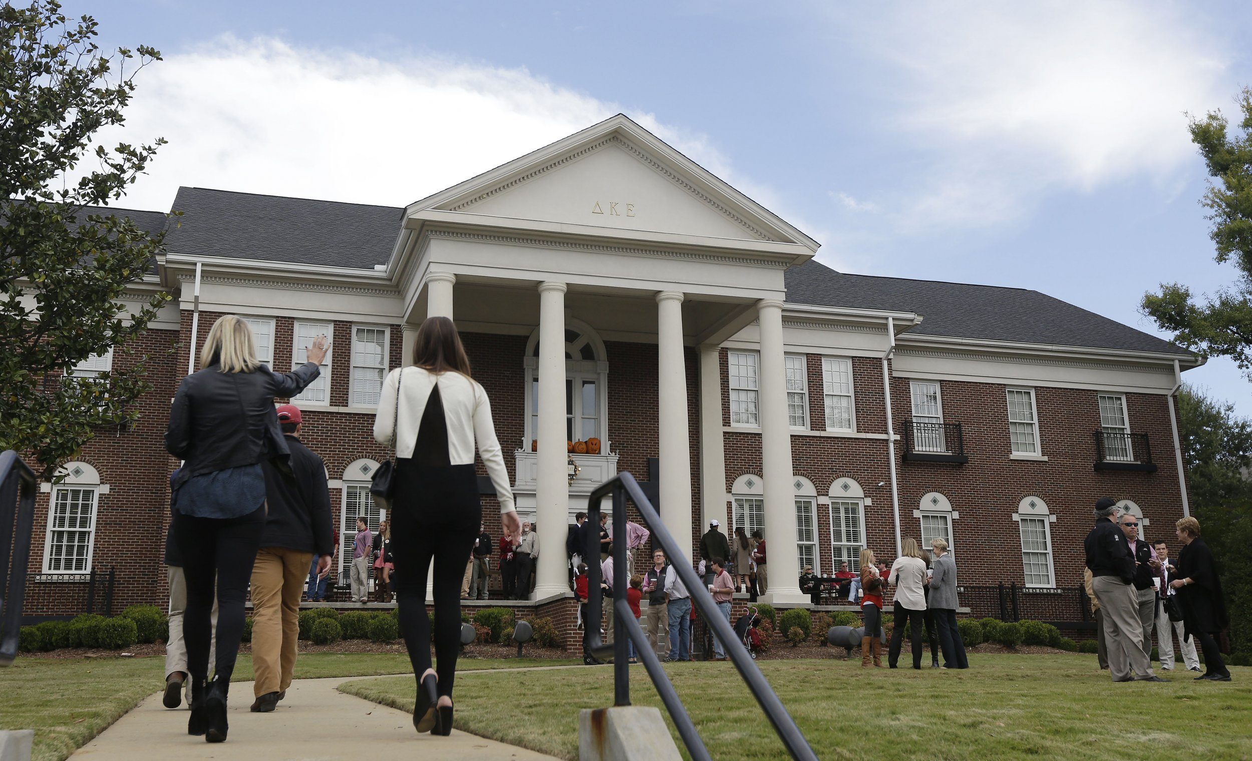 """frat files Fraternity members played a sick game of """"rock, paper, scissors"""" to determine who would be first to rape a student, the victim claims in a bombshell federal."""