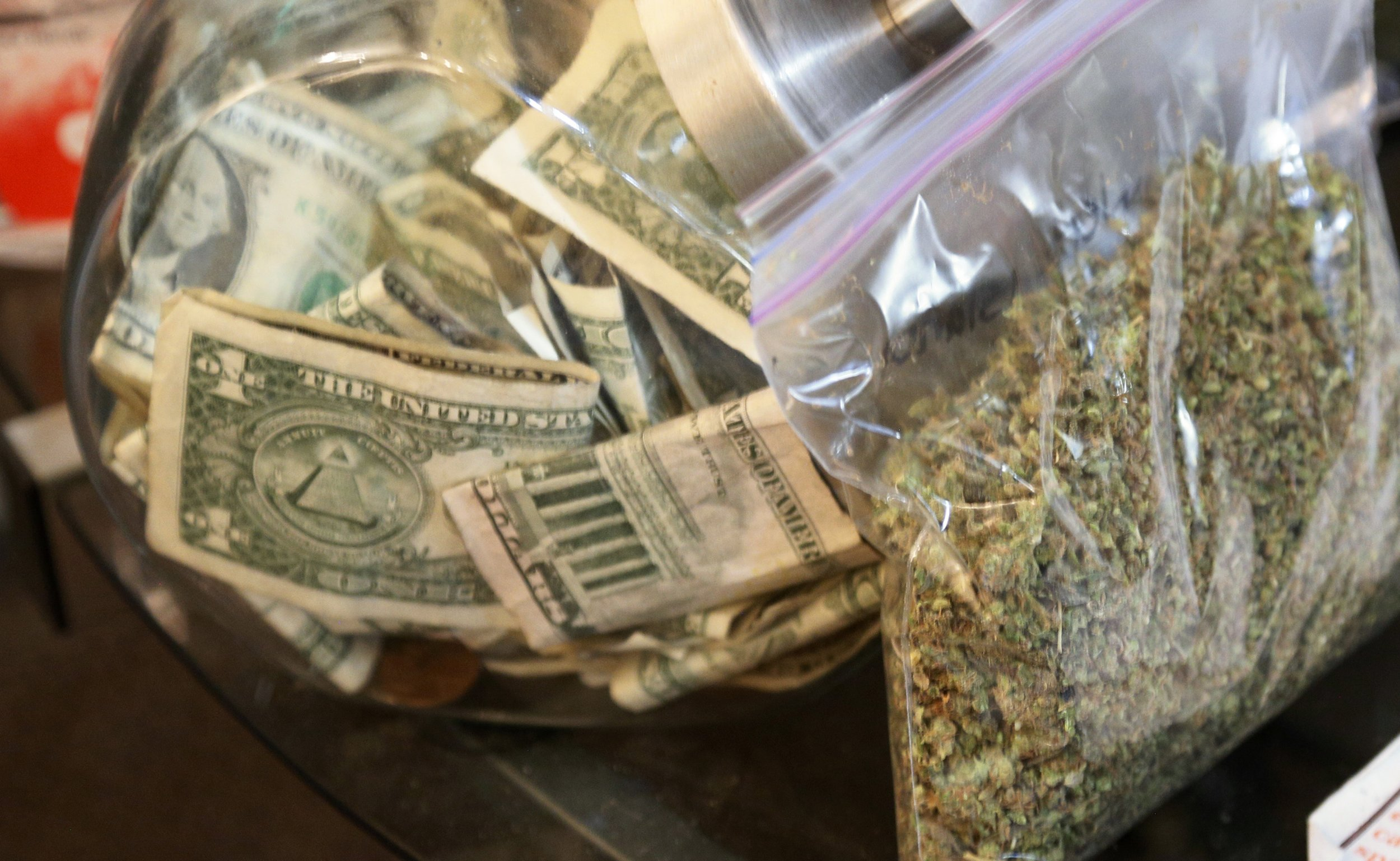 Colorado marijuana sales