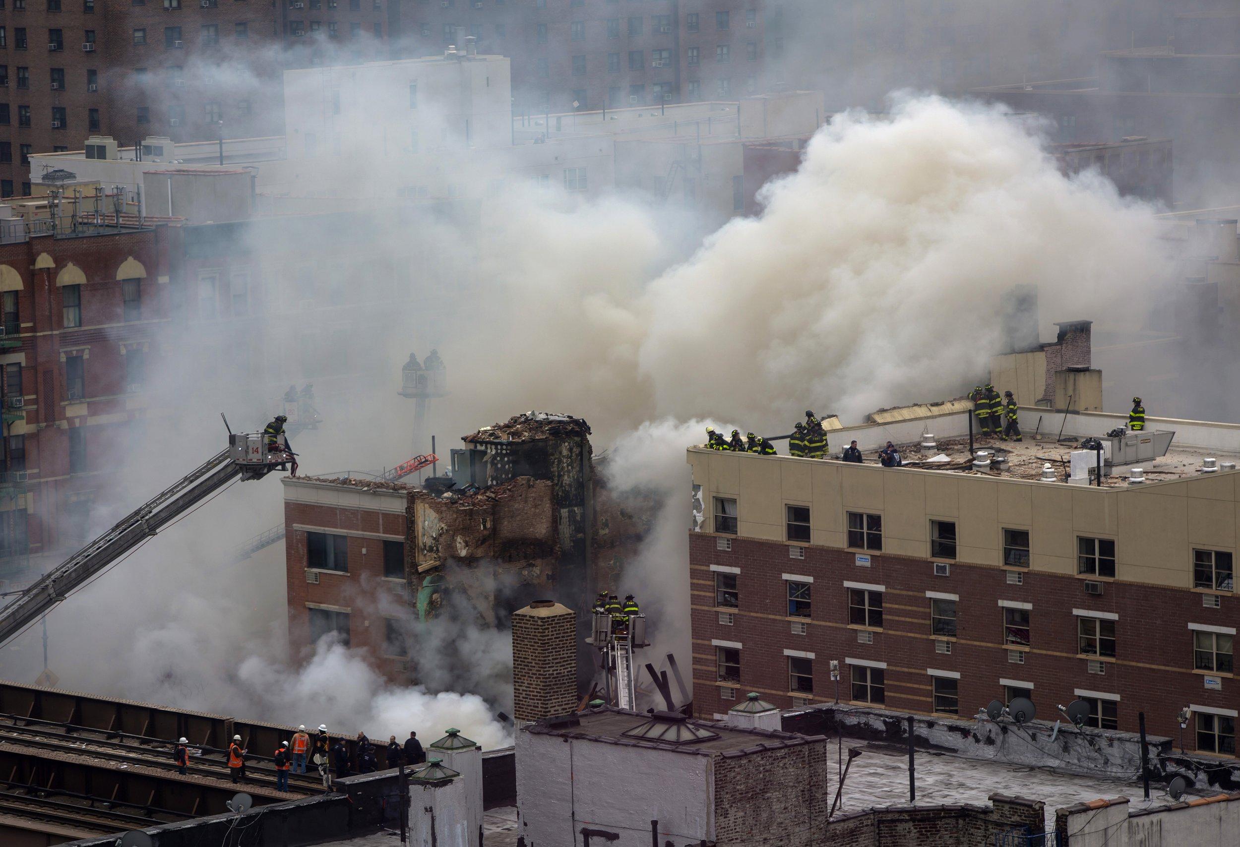 Harlem explosion 2