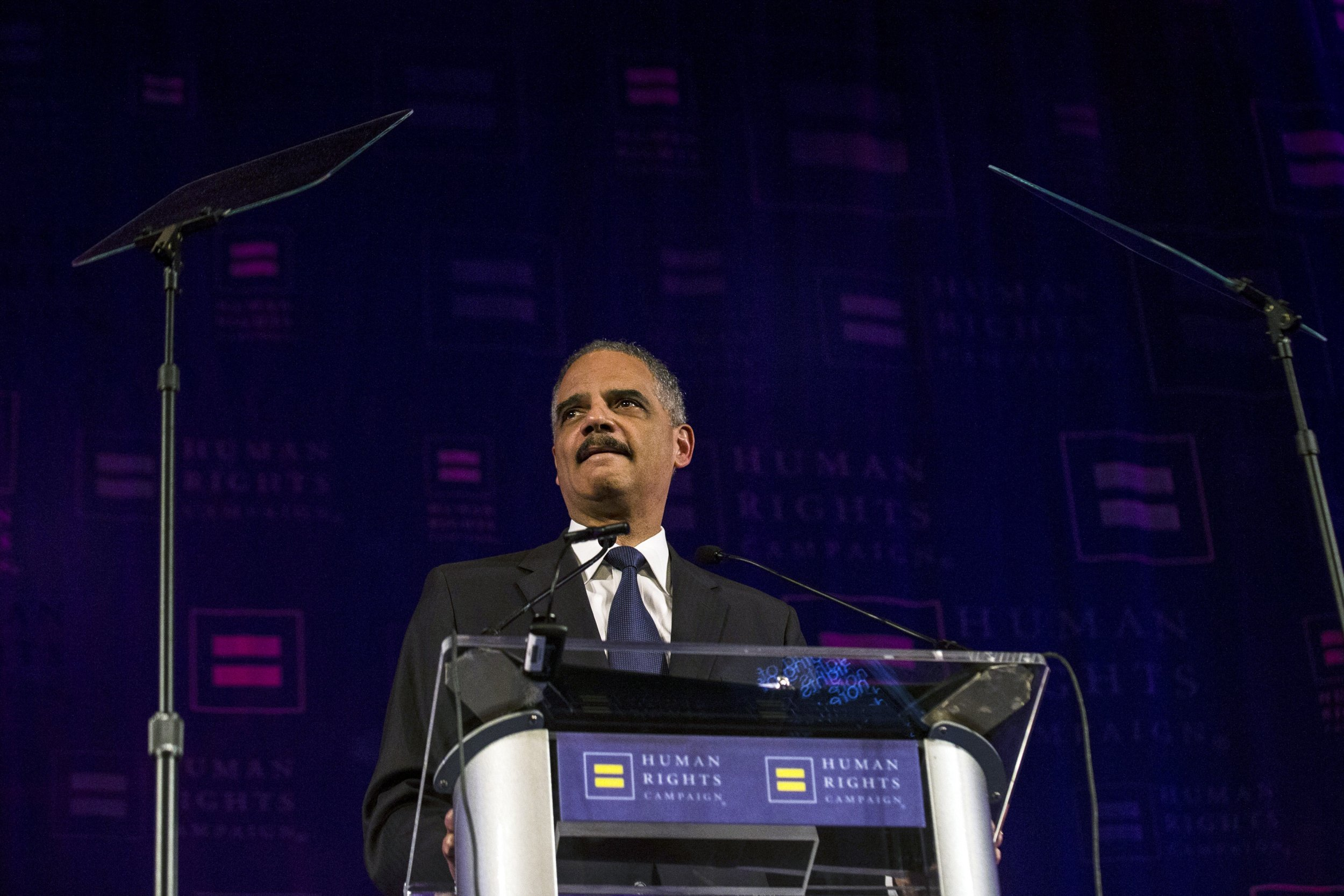 United States Attorney General Eric Holder