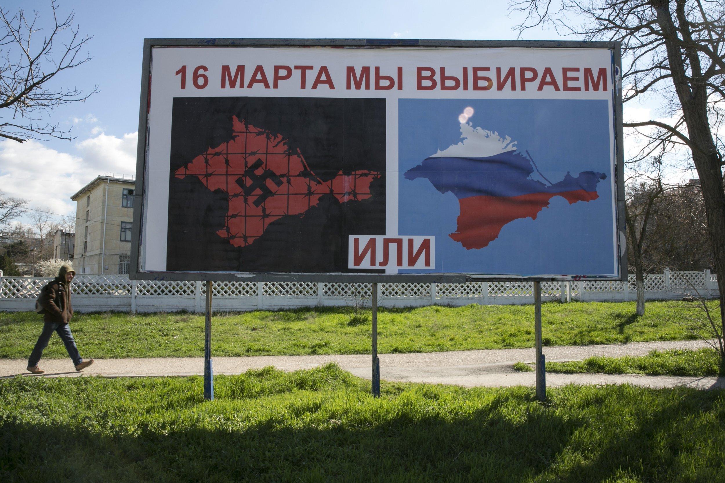 Семь лет референдуму о воссоединении Крыма и Севастополя с Россией
