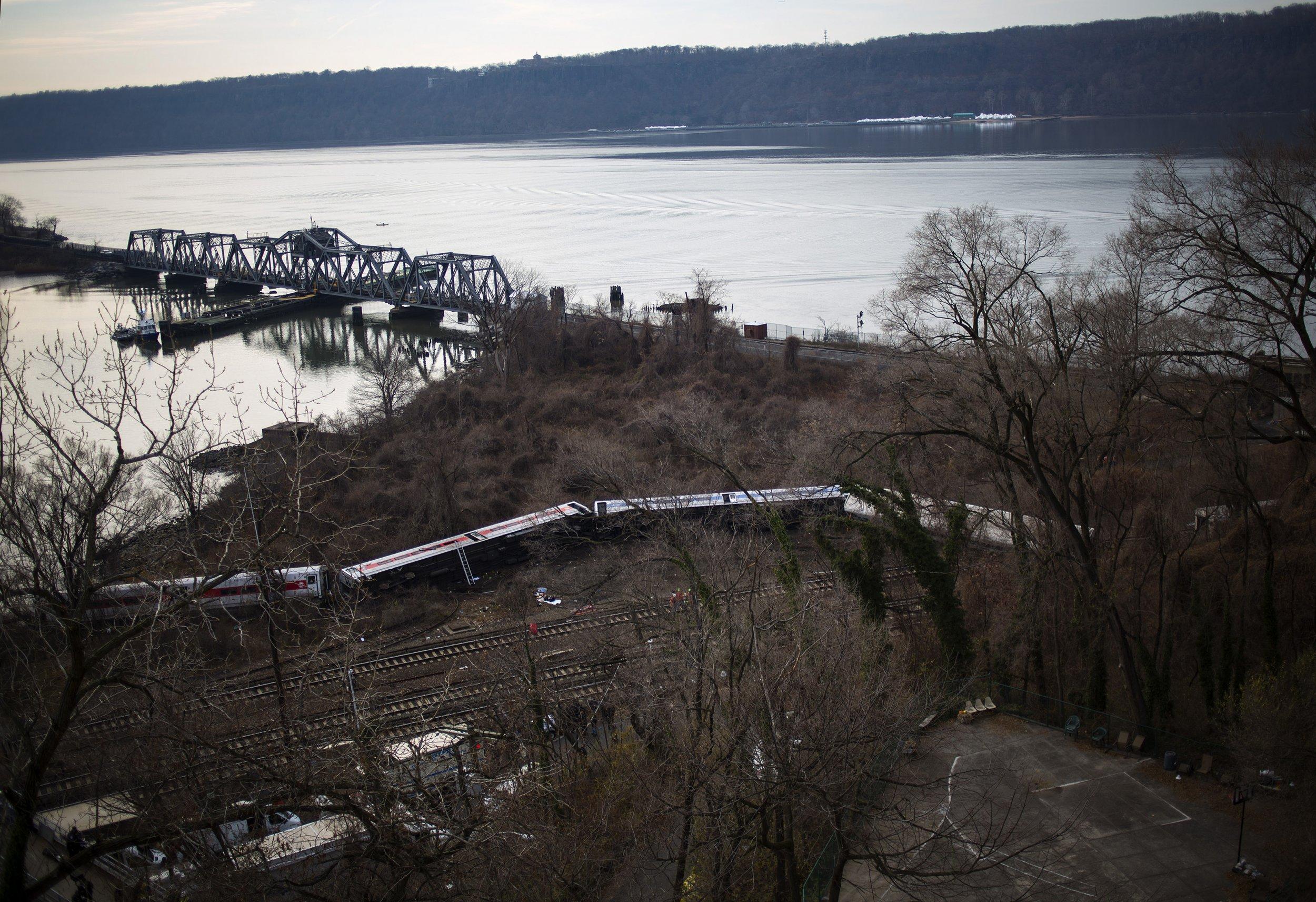 Metro-North derailment