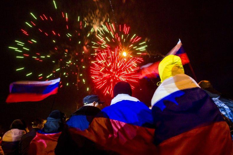 Crimea votes join Russia